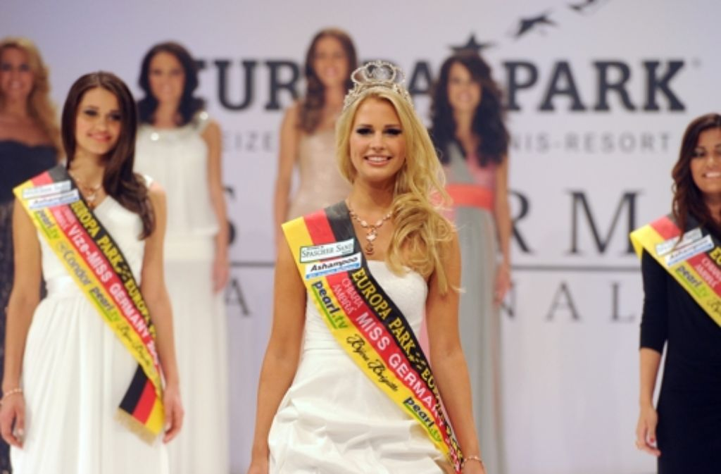 Miss-Erfolg: Caroline Noeding hat im Februar in Rust den Titel gewonnen. Foto: dpa