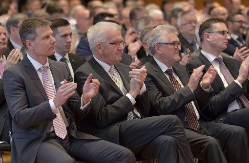 Kretschmann bremst den Beamtenbund