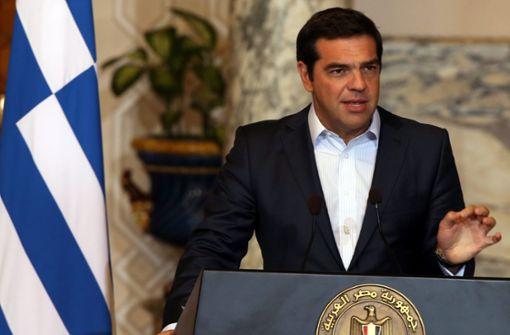 Griechenland bekommt eine Milliarden-Mitgift