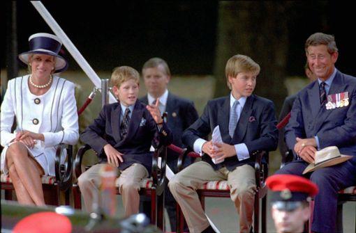 Prinz William ist für eine Untersuchung