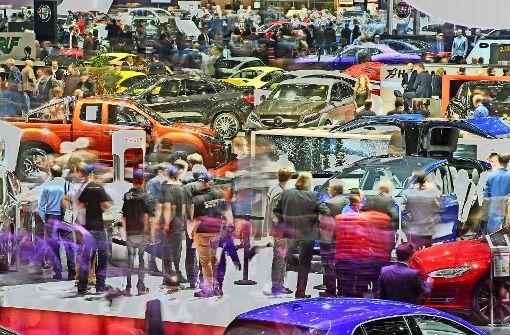 Auch ausländische Autobauer unter Druck