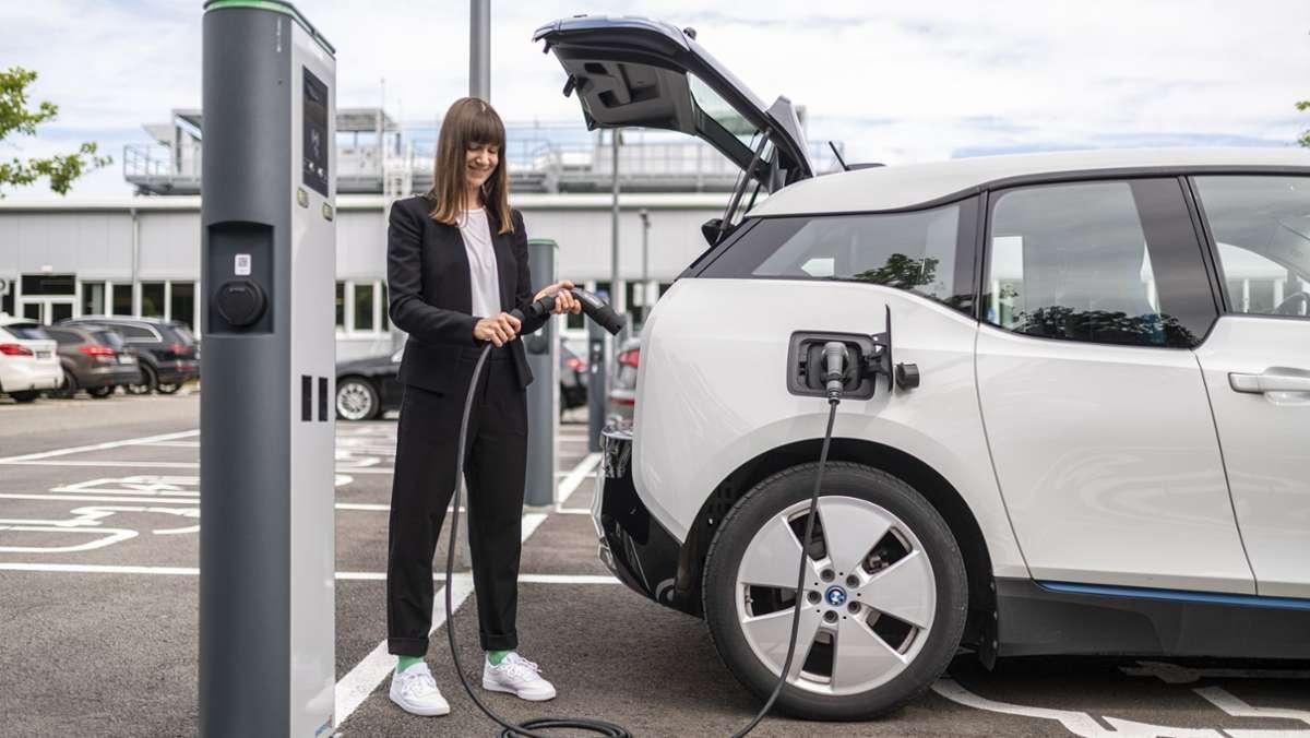 Wie Bosch Elektro-Dienstwagen pusht