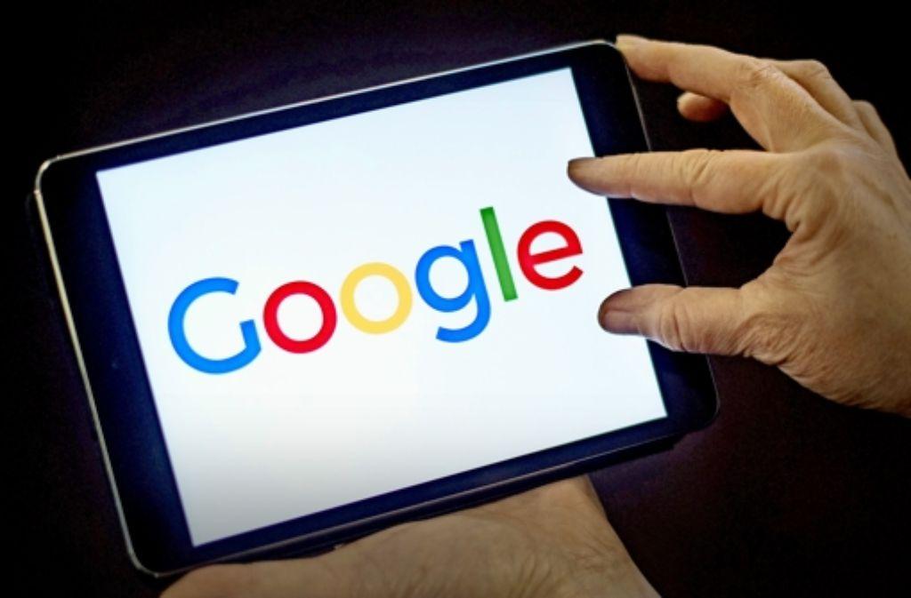 Steuernachlässe für  Großkonzerne    wie die  Google oder Apple ist im Zuge der sogenannten LuxLeaks-Affäre ins Wanken geraten. Foto: dpa