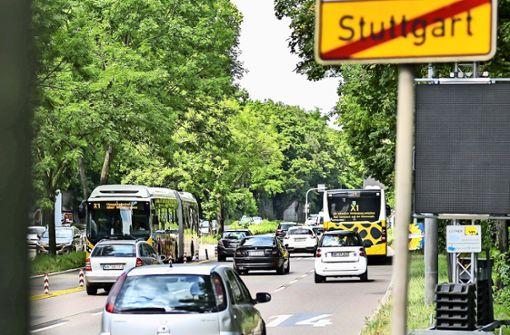Expressbus: Fahrgästen droht  Staufalle