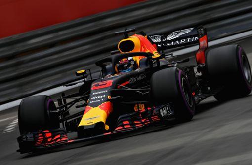 Vettel hinter Ricciardo Zweiter