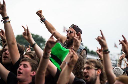 Festival-Besucher beschwert sich über zu laute Musik
