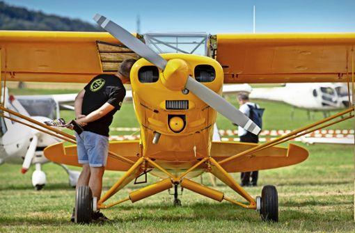 Fliegende Kisten und wummernde Motoren