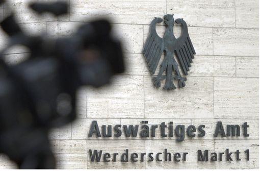 Zwei Deutsche werden vermisst