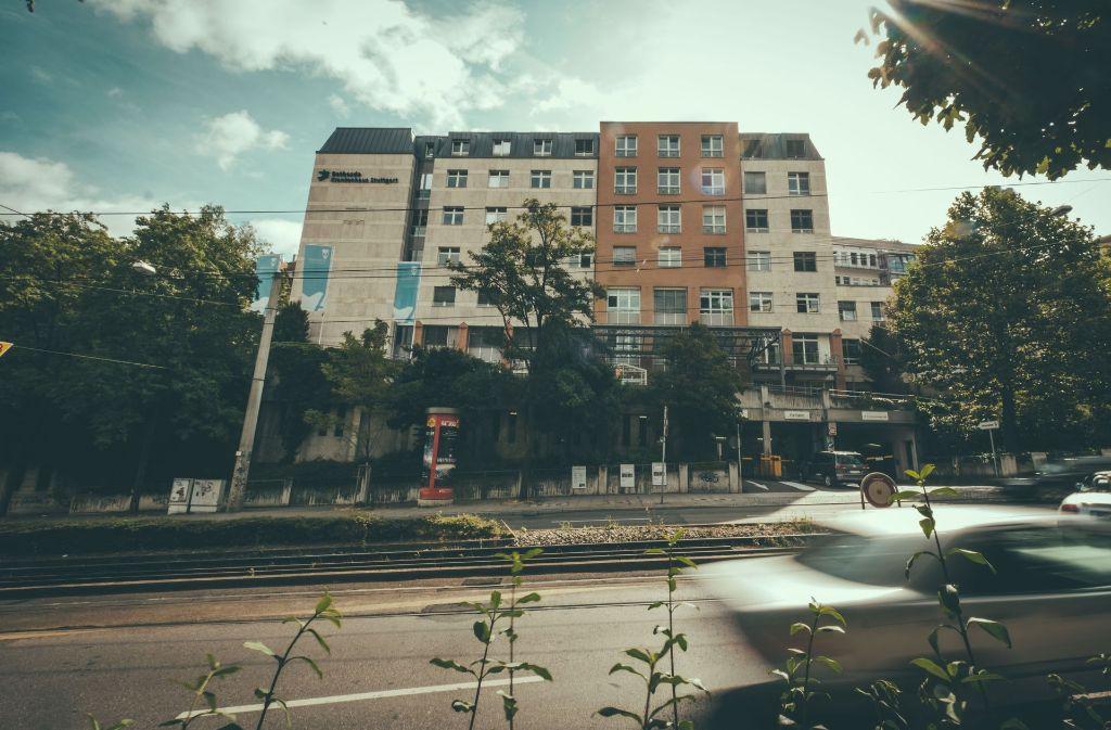 Das Bethesda-Krankenhaus an der Hohenheimer Straße gehört inzwischen auch zum Sana-Konzern. Foto: Lichtgut/Leif Piechowski