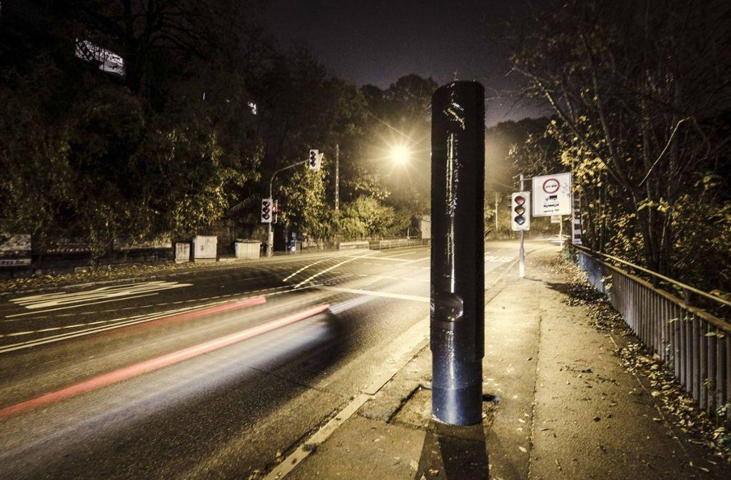 Erwischt: Der Fahrer der werdenden Mutter wurde auf dem Frankfurter Ring in München geblitzt Foto: Lichtgut/Leif Piechowski