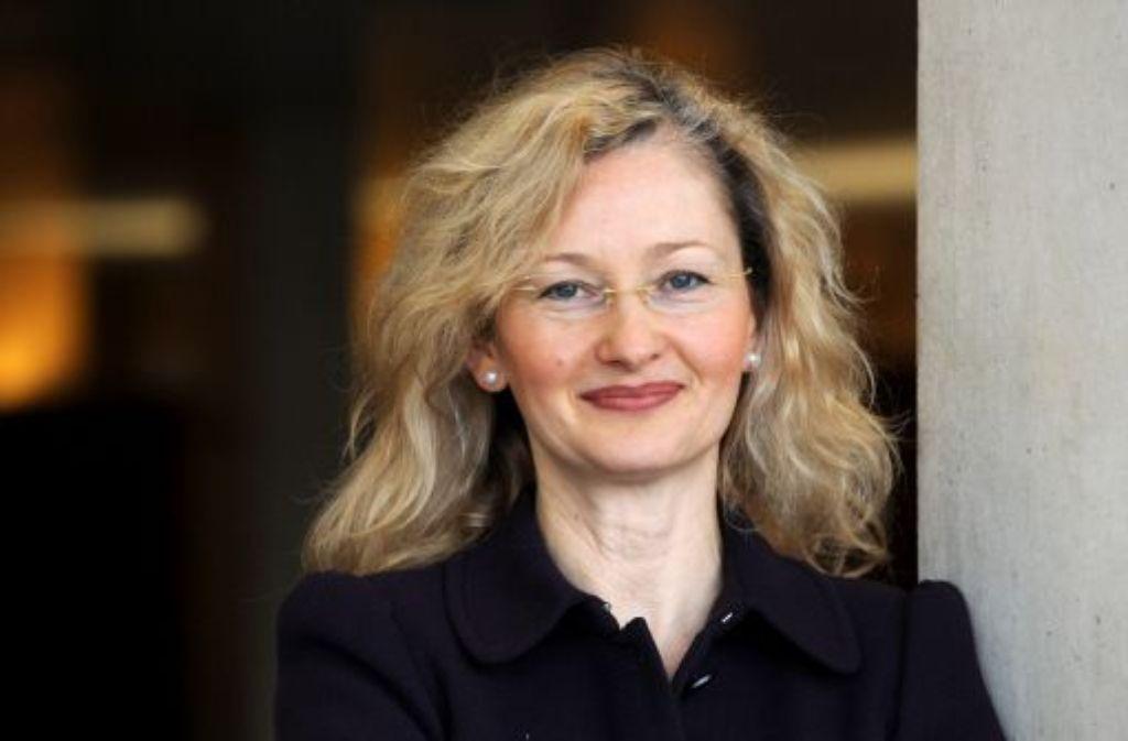 Kultusministerin Gabriele Warminski-Leitheußer(SPD) Foto: dpa