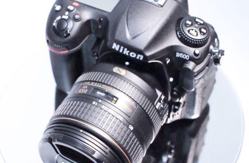 Nikon D500 - Videoansicht
