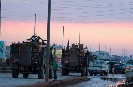Türkei erobert offenbar Zentrum von Afrin