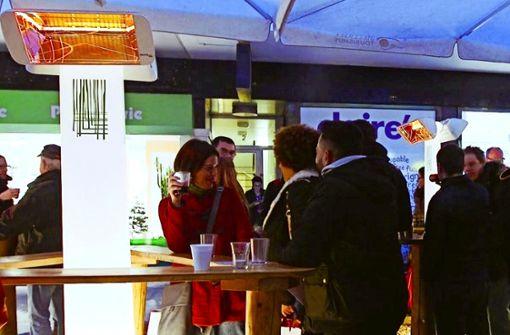 Auch Ludwigsburg erlaubt Heizpilze