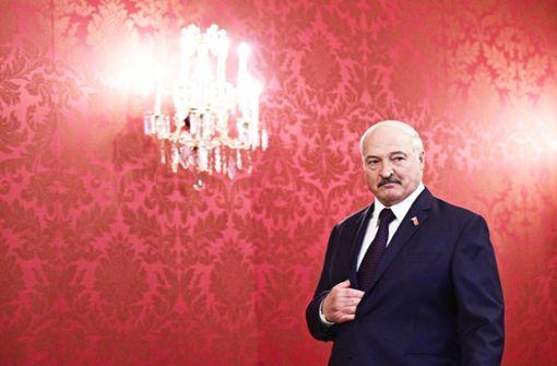 Der Freund im Kreml wird unberechenbar