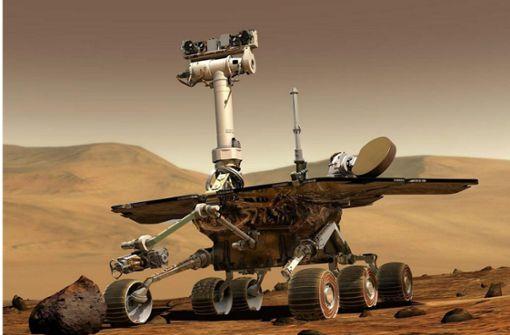 Staubsturm beendet Mars-Mission nach 15 Jahren