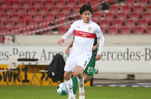 Wataru Endo fährt zu den Olympischen Spielen