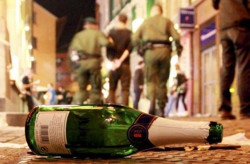Koalition streitet über Alkoholverbot