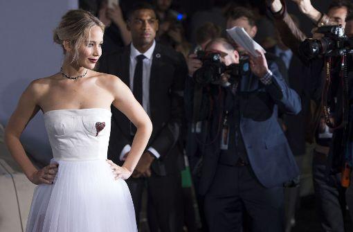 Jennifer Lawrence überstrahlt sie alle