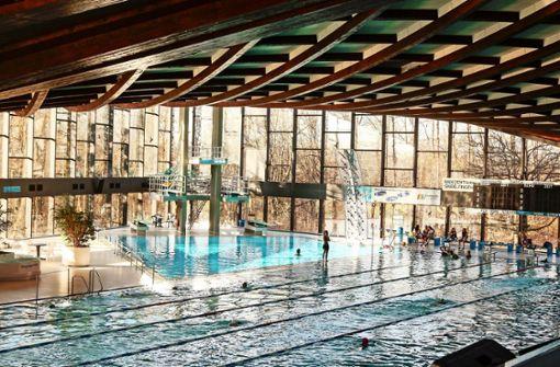 Sindelfinger Bad soll   regionale Spitze werden