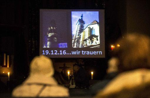 Beten für Berlin   in der Stiftskirche
