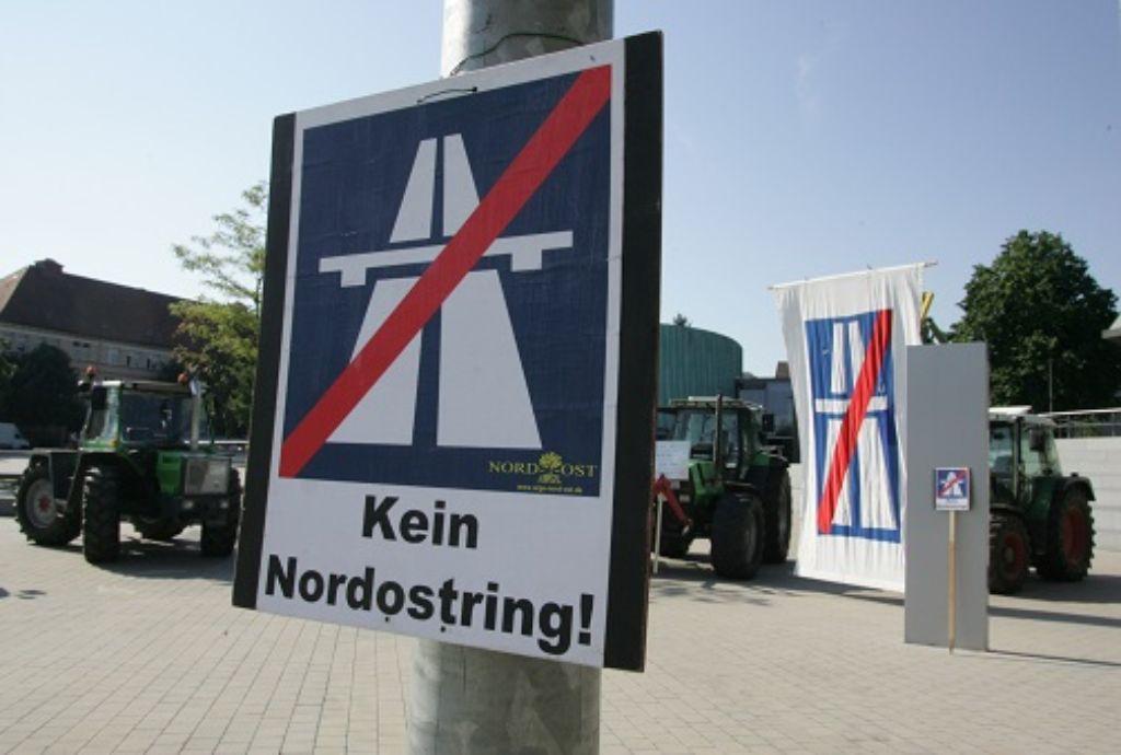 Die Idee, eines autobahnähnlichen Lückenschlusses zwischen Kornwestheim und Fellbach ruft Gegner, aber auch Befürworter wieder auf den Plan.  Foto: Archivfoto: red
