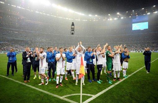 Island und das letzte Huh!