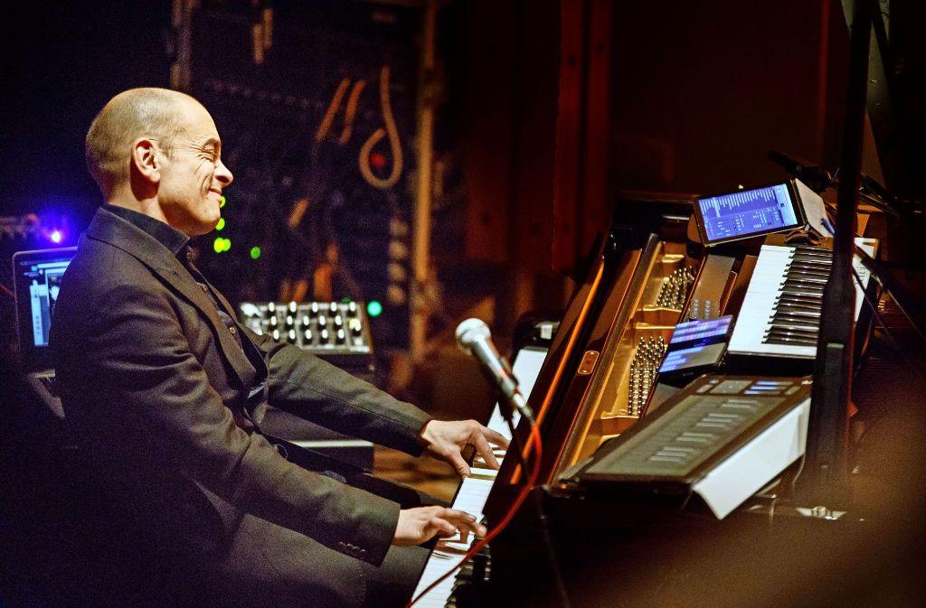 Tord Gustavsen überschreitet nicht nur mit leichter Hand die Grenzen von Musikstilen, sondern auch die von Kulturen. Foto: Gottfried Stoppel