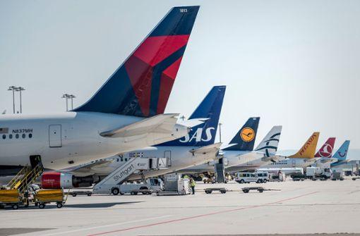 Flüge sollen pünktlicher sein als 2018