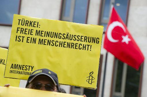 Berlin besorgt über Inhaftierung von Menschenrechtlern in Türkei