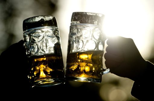Bier angeboten – Geldbörse gestohlen