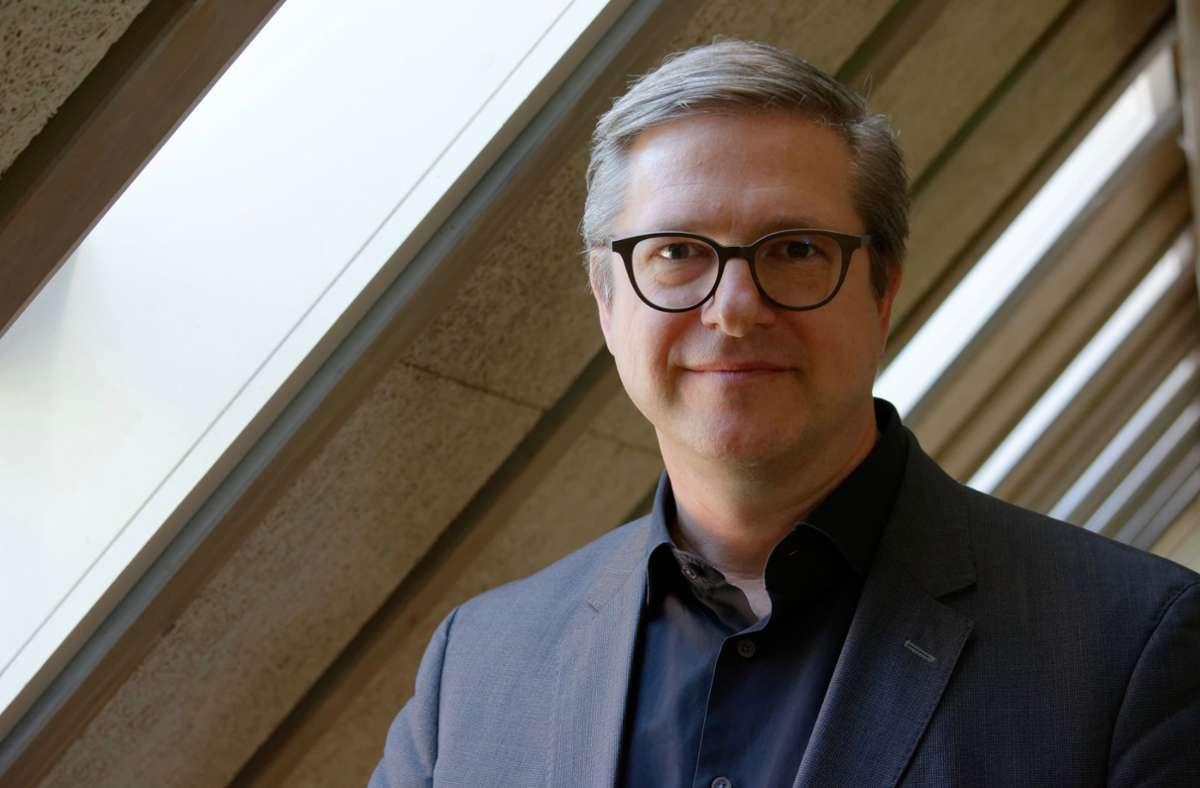 Es sei typisch für die Bundeskanzlerin, dass sie sich untypisch verhält, meint Frank Brettschneider, Professor für Kommunikationswissenschaft an der Universität Hohenheim Foto: Frank Brettschneider