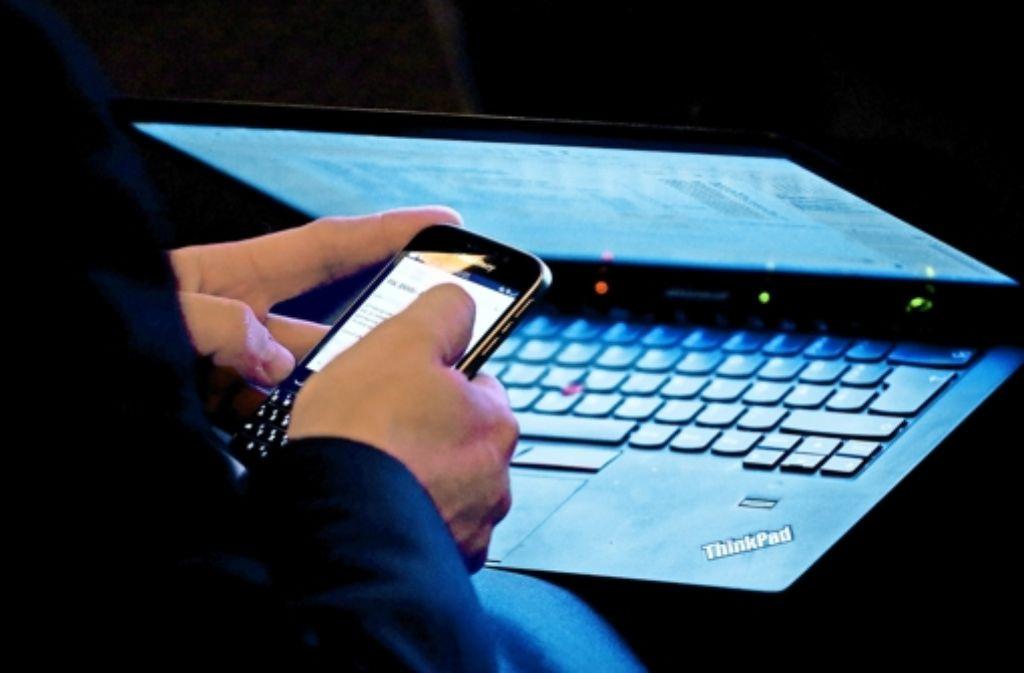Mit der neuen Mobilfunkgenerationen werden Daten schneller übertragen. Foto: dpa