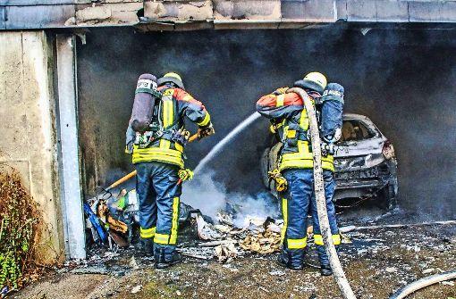 Schule wegen Feuer evakuiert
