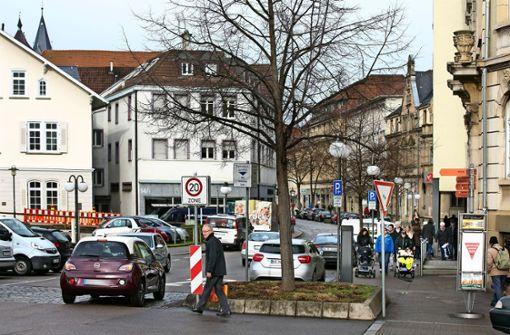 Autos raus aus der Altstadt – aber wie?