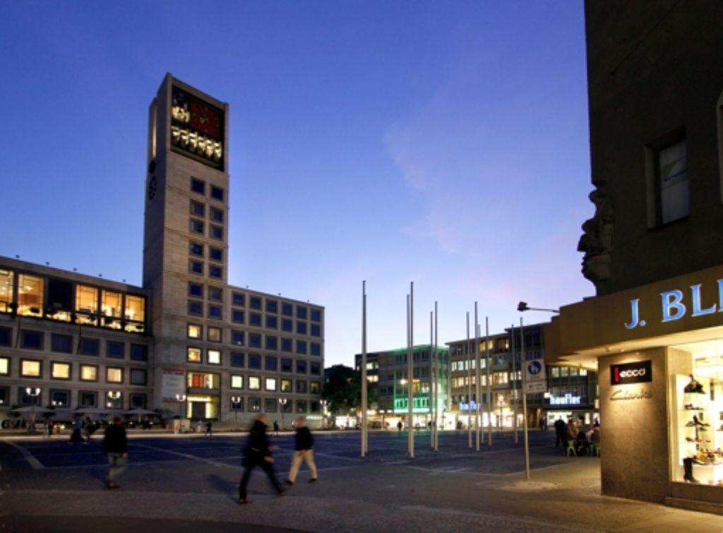 Am 7. Oktober finden in Stuttgart die Oberbürgermeisterwahlen statt. Foto: factum/Weise