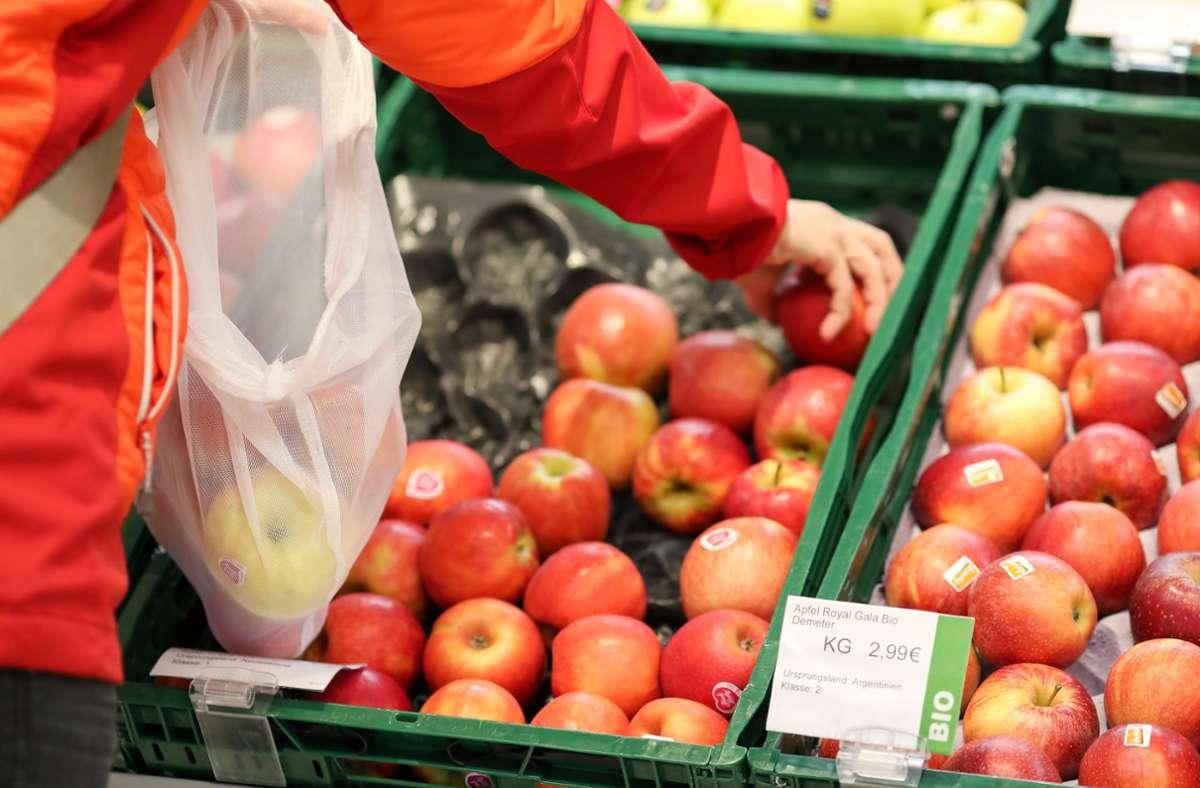 Im Möhringer Ortszentrum soll es bald zwei neue Supermärkte geben. Foto: picture alliance/dpa/Jan Woitas