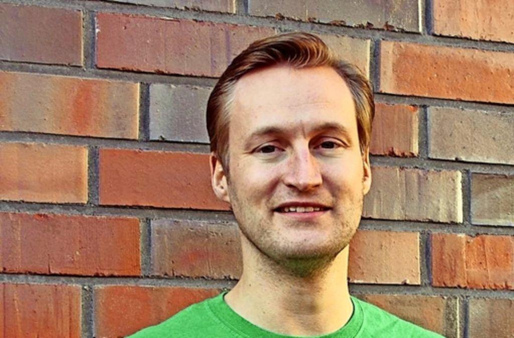 Matthias Weigand, Pressesprecher des Color-Run. Foto: privat