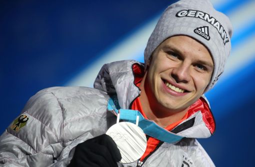 Andreas Wellinger will die dritte Medaille