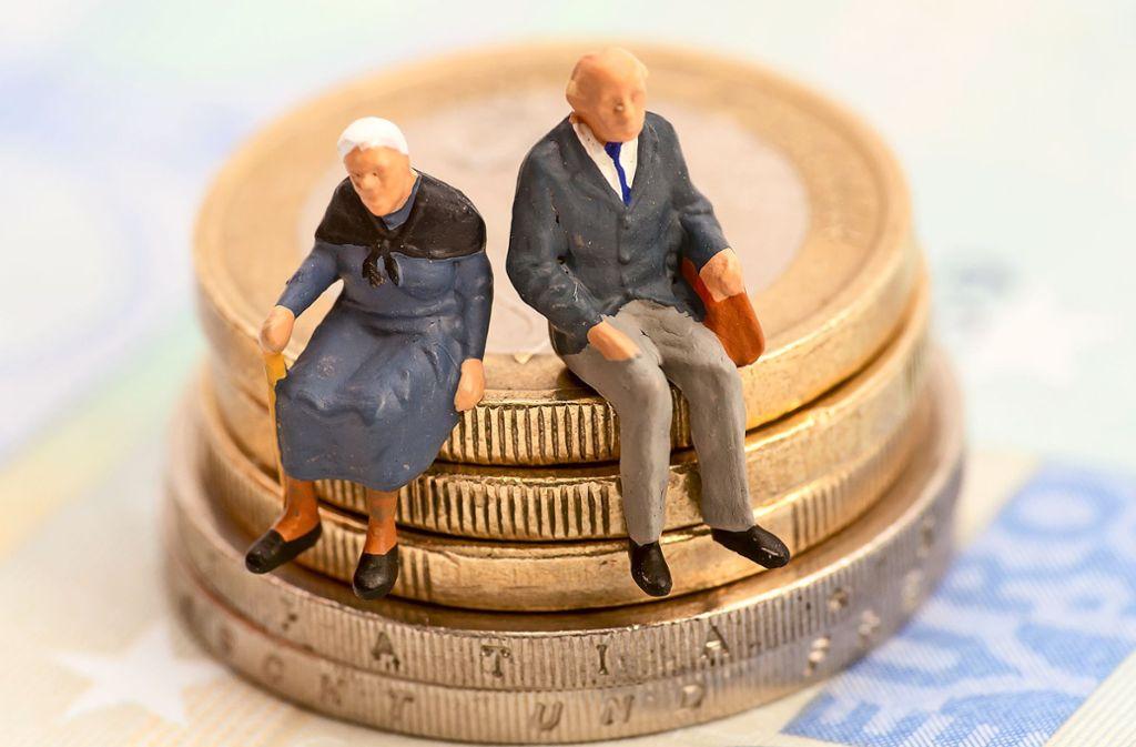 Eine gute Betriebsrente wird geschmälert durch doppelte Sozialversicherungsbeträge – auch wenn die Koalition eine Linderung beschließt. Foto: blende40 - Fotolia/Karl-Josef Hildenbrand