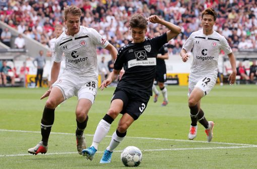 So startete der VfB 2016 ins Aufsteigerjahr