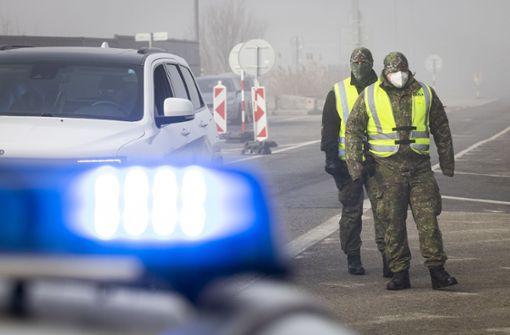 Deutschland verlängert Grenzkontrollen bis zum 17. März