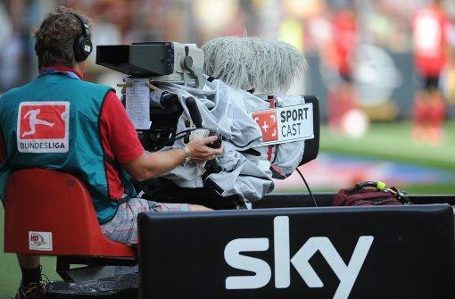 Änderung der Fußball-Bundesligarechte