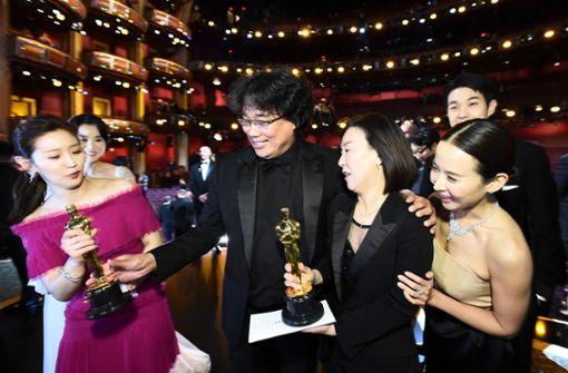 Ein Oscar gegen die soziale Spaltung
