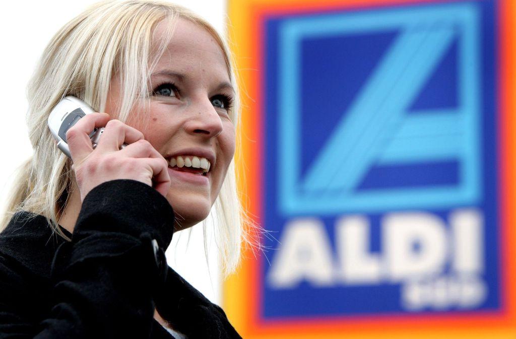 In Belgien wird Aldi bald keine Prepaid-Karten mehr verkaufen. Foto: dpa