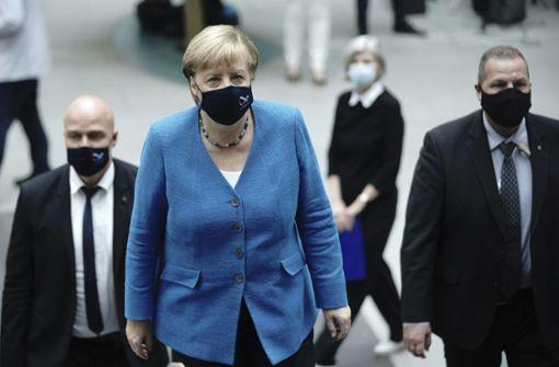 Bundeskanzlerin zu Corona: Kommende Monate könnten schwieriger werden
