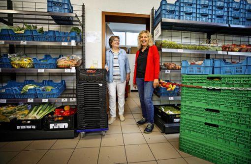Gute Lebensmittel –  auch  für wenig Geld