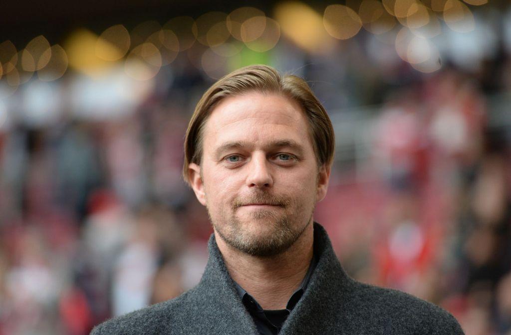 Timo Hildebrand glaubt an Gregor Kobel als neue Nummer eins beim VfB. Foto: Marijan Murat/dpa