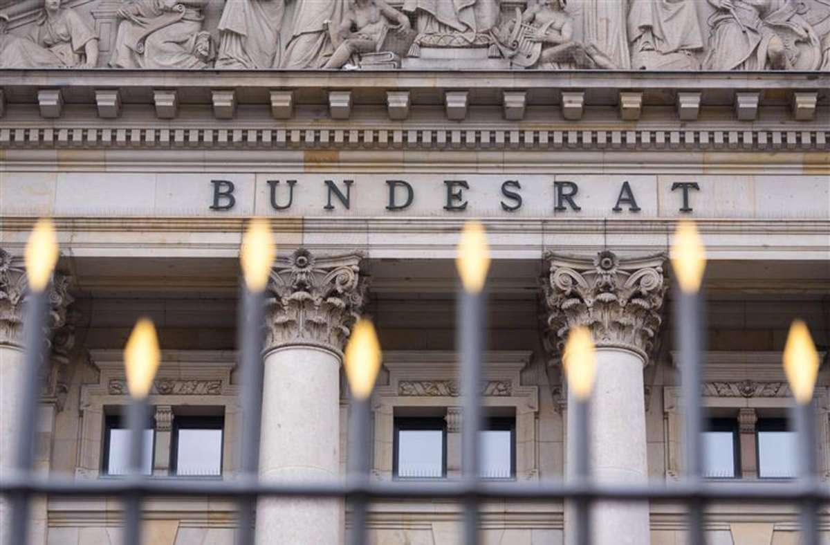 Der Bundesrat folgte damit auf eine Entscheidung des Bundestags. Foto: imago images