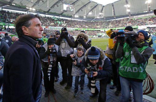Fans verspotten Labbadia und vermissen Gomez
